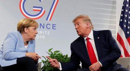 «Πολύ σύντομα» ο Τραμπ στη Γερμανία