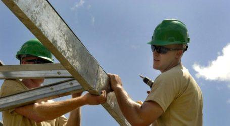 Μείωση 0,2% σημείωσαν οι τιμές στα οικοδομικά υλικά συνολικά τον Ιούλιο