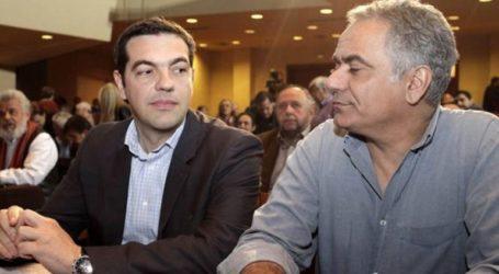 Ξεκίνησε η συνεδρίαση της Πολιτικής Γραμματείας του ΣΥΡΙΖΑ