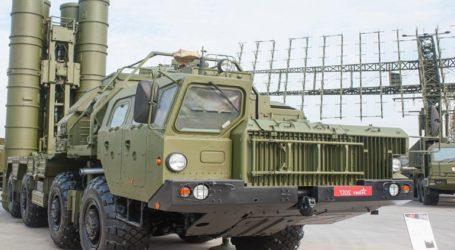 Συνεχίζεται η παράδοση των ρωσικών S-400 στην Τουρκία