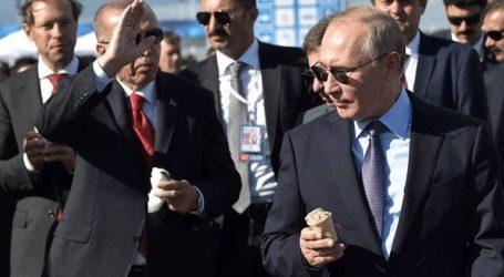 Όταν ο Πούτιν κέρασε… παγωτό τον Ερντογάν