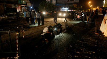 Δύο νεκροί και τρεις τραυματίες εξαιτίας έκρηξης σε σημείο ελέγχου