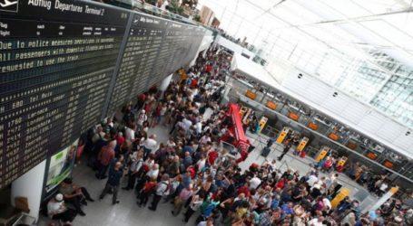 Το αεροδρόμιο του Μονάχου ακύρωσε 130 πτήσεις όταν επιβάτης πέρασε από θύρα έκτακτης ανάγκης