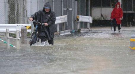 Ιαπωνία: Ένας νεκρός από καταρρακτώδεις βροχές