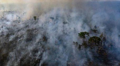 Οι φωτιές στον Αμαζόνιο προκάλεσαν κρίση στην αξιοπιστία της βραζιλιάνικης κυβέρνησης