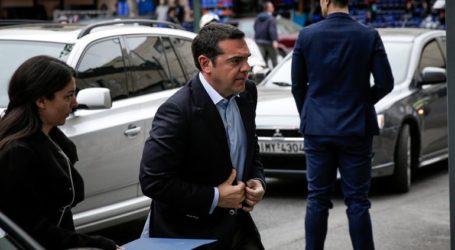 Άρχισε η Πολιτική Γραμματεία του ΣΥΡΙΖΑ