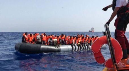 Περισσότεροι από 200 μετανάστες έχουν διασωθεί από τη Δευτέρα στη Μεσόγειο
