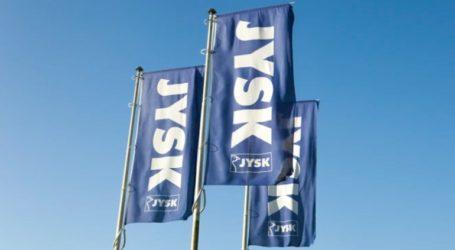 Η JYSK ανοίγει δύο νέα καταστήματα σε Άλιμο και Κοζάνη