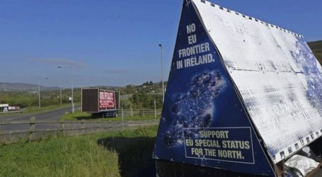 Το Δουβλίνο δεν θα υποστηρίξει την απάλειψη του backstop