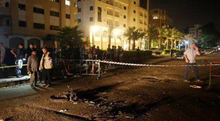 Βομβιστές καμικάζι εξαπέλυσαν τις επιθέσεις με αποτέλεσμα τον θάνατο τριών αστυνομικών στη Λωρίδα της Γάζας