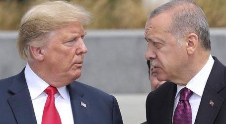 Τηλεφωνική επικοινωνία Τραμπ – Ερντογάν για τη Συρία