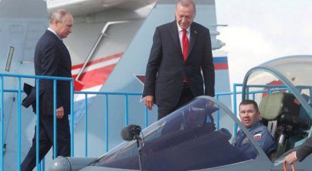 Το ενδεχόμενο αγοράς Su-35 και Su-57 από τη Ρωσία εξετάζει η Άγκυρα