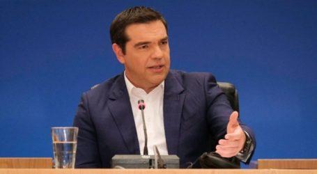 Συνεδριάζει υπό τον Τσίπρα το Συντονιστικό της Προοδευτικής Συμμαχίας