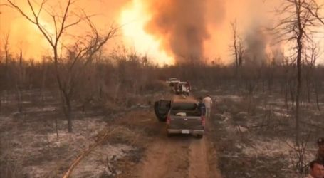Βολιβία: Υπό έλεγχο οι πυρκαγιές