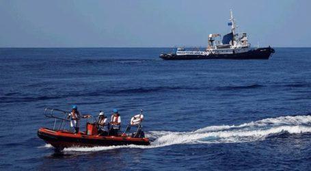 Θα επιτραπεί η αποβίβαση γυναικών και παιδιών από το πλοίο Mare Jonio