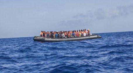 Η ακτοφυλακή διέσωσε 156 μετανάστες στη Μεσόγειο