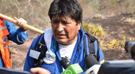 Ο πρόεδρος Έβο Μοράλες χάθηκε στη ζούγκλα για περίπου μία ώρα