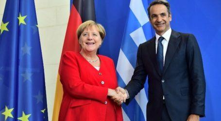 Συμφωνία για γερμανικές επενδύσεις σε ενέργεια και πράσινη ανάπτυξη