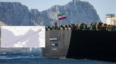 Στην Αλεξανδρέττα κατευθύνεται το ιρανικό τάνκερ