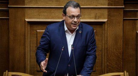 «Η κυβέρνηση έχει επιδοθεί σε ένα κρεσέντο καταστροφολογίας σχετικά με τη ΔΕΗ»