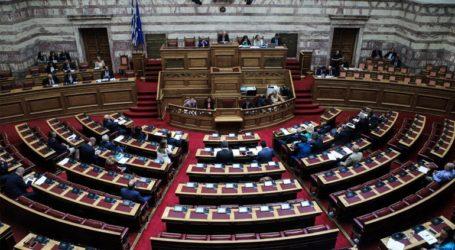 Αντιπαράθεση κυβέρνησης-αντιπολίτευσης για το κατεπείγον του ν/σ για τα διπλώματα