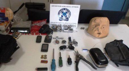 Συνελήφθη ο «διαρρήκτης με τη μάσκα» του Κορωπίου