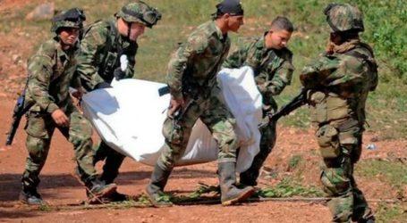 Εννέα αποστάτες των FARC σκοτώθηκαν σε στρατιωτική επιχείρηση