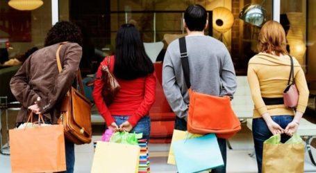 Αύξηση 2,3% του όγκου των πωλήσεων στο λιανικό εμπόριο τον Ιούνιο