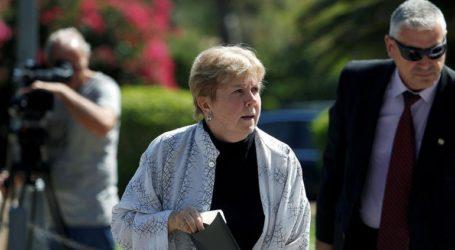 Στην Κύπρο η ειδική απεσταλμένη του γ.γ. του ΟΗΕ