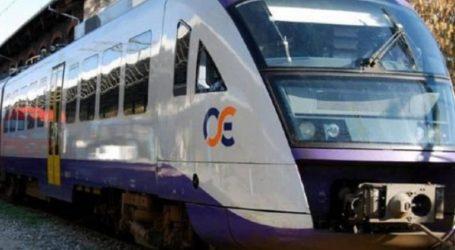 Πρόσφυγες απέκλεισαν γραμμές του τρένου στην Οινόη