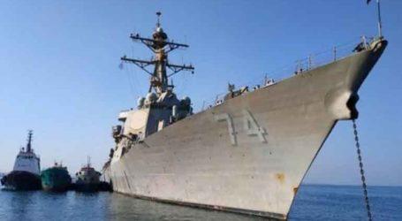 Μια πλωτή πολιτεία από ατσάλι, τo αντιτορπιλικό USS McFaul (DDG-74) στη Θεσσαλονίκη
