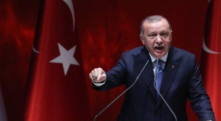 Έτοιμος για «μονομερείς ενέργειες» ο Ερντογάν στη Συρία
