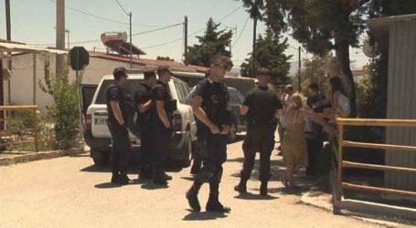 Θεσσαλονίκη: Αστυνομική έφοδος σε οικισμό