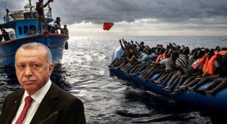 Πολιτικό εργαλείο στα χέρια της Άγκυρας το προσφυγικό