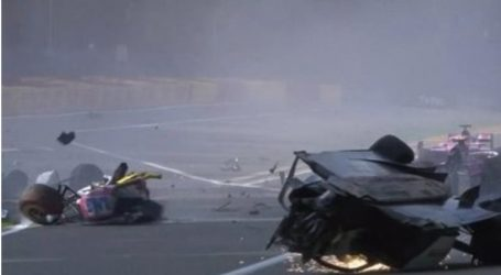 Tραγωδία στη Formula 2