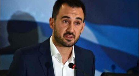 «Ο κ. Μητσοτάκης αντί να αναλώνεται σε πανηγυρισμούς για τον ΕΝΦΙΑ , να σκεφτεί κάποιον τρόπο ώστε να γίνουν εφικτές οι ελαφρύνσεις»