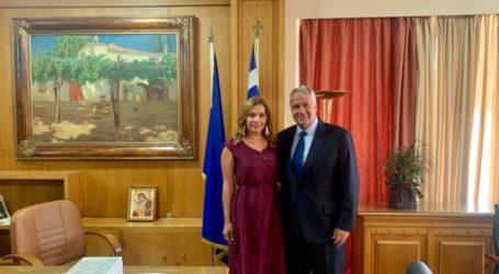 Στέλλα Μπίζιου: «Πράσινο φως» για την έναρξη της λειτουργίας της Διεπαγγελματικής Οργάνωσης Φέτας