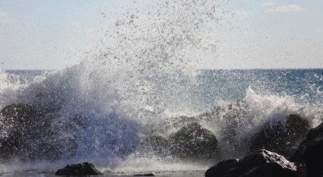 Λιμεναρχείο Βόλου: Θυελλώδεις άνεμοι αύριο στη Μαγνησία έως 8 μποφόρ