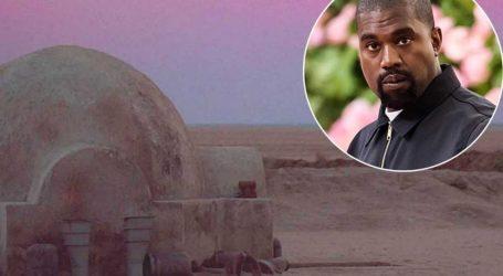 Kanye West: Χτίζει σπίτια για τους άστεγους εμπνευσμένα από το Star Wars!