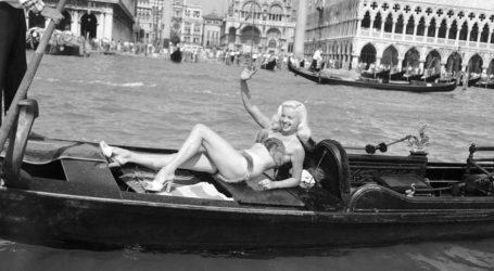 Iconic vintage φωτογραφίες από το Φεστιβάλ της Βενετίας που πρέπει να δείτε!