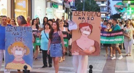 Βόλος: Νέα συγκέντρωση διαμαρτυρίας κατά της καύσης RDF