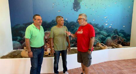 Αγοραστός: Ισάξιο του Παρθενώνα το Ναυάγιο της Αλοννήσου