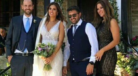 Παντρεύτηκε ο Γιάννης Αντωνίου