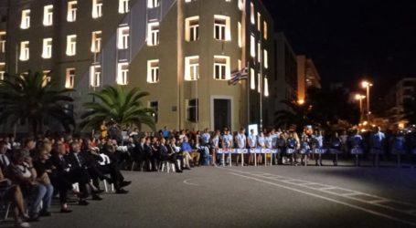 Βόλος: Εντυπωσιακή η τελετή έναρξης του Πανευρωπαϊκού Πρωταθλήματος Πόλο [εικόνες]