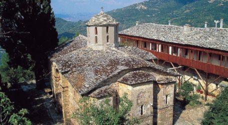 Πανηγυρίζει η Μονή του Αγίου Λαυρεντίου στο Πήλιο