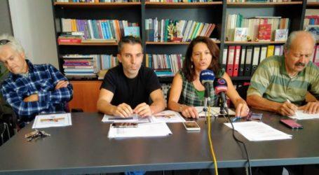 Ιφιγένεια Ηλιοπούλου: Ο Δήμος Βόλου προσπαθεί να υποβιβάσει το κίνημα της Επιτροπής Πολιτών