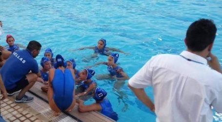 Στον Βόλο από μεθαύριο το Ευρωπαϊκό Πρωτάθλημα Υδατοσφαίρισης Νεανίδων