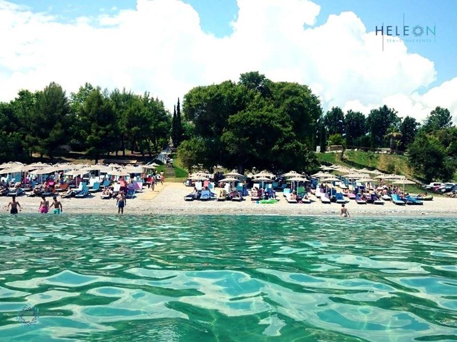 Αυτό είναι το νέο καλοκαιρινό στέκι στην Πλάκα Λιτοχώρου – Heleon Beach Bar