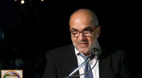 Όσα είπε ο νέος δήμαρχος Αλμυρού στην ομιλία της ορκωμοσίας του