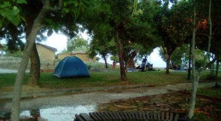 Άναυρος Βόλου: Ξαναστήθηκε ο καταυλισμός των Ρομά στην περιοχή [εικόνες]